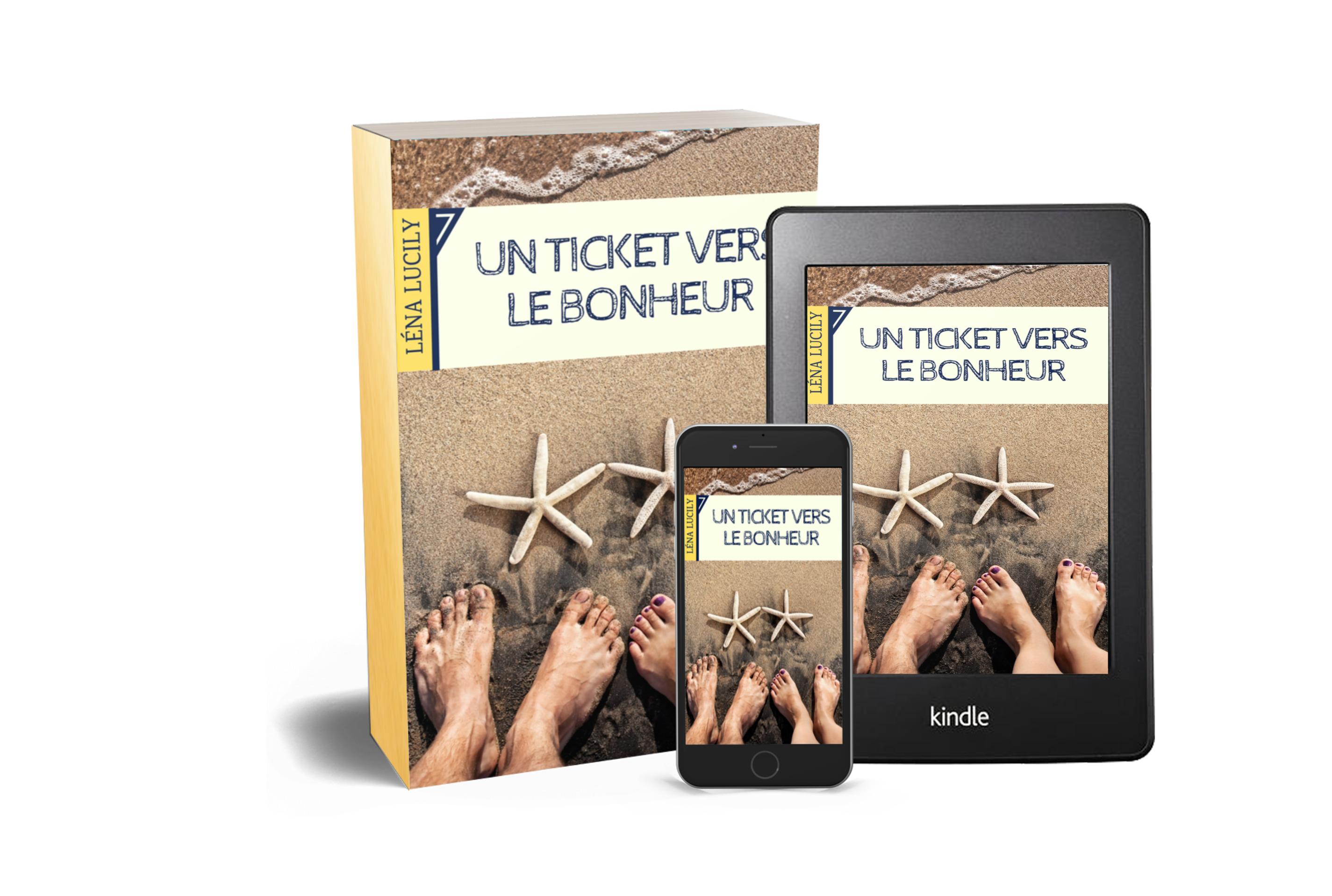 Léna Lucily - Un Ticket vers le bonheur